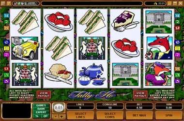Tally Ho Slot Game